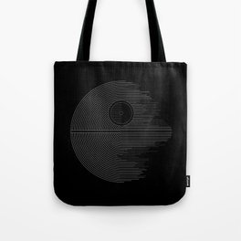 Minimalist Battlestation Tote Bag