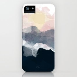 Abstract No.03 iPhone Case