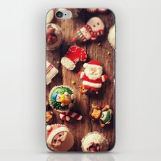 Xmas 3 iPhone & iPod Skin