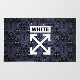 haunted-mansion_white Rug
