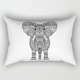 BLACK ELEPHANT Rectangular Pillow