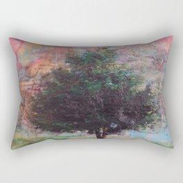 Beautiful tree on a Sailor Take Warning morning Rectangular Pillow