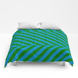 Abstraction_LINES_ILLUSION_02 Comforters