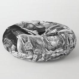 Opulence & Decadence Floor Pillow