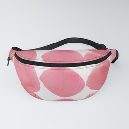 17     | 190408 Red Abstract Watercolour Fanny Pack