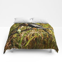 A Colorful Meal Comforters