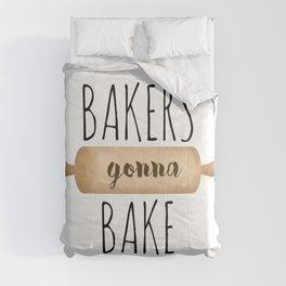 Bakers Gonna Bake Comforters