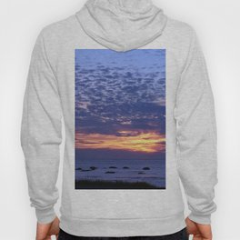 Flaming Clouds Hoody