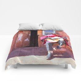 Pueblo de Machuca Comforters