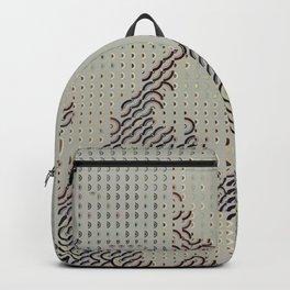 Digital expressionism 012 Backpack