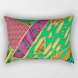 Tile 4 Rectangular Pillow