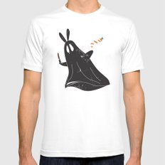 You should like carrots MEDIUM Mens Fitted Tee White