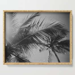 Punta Cana Palm Tree, Dominican Republic Serving Tray