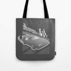 Don't Come-a Knockin Tote Bag