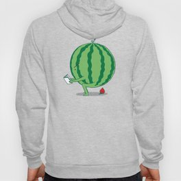 The Making of Strawberry Hoody