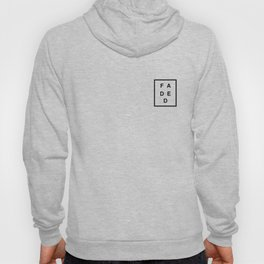 FADED SQUARED Hoody