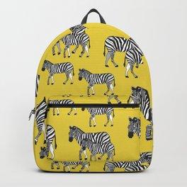 Z for Zebra Backpack