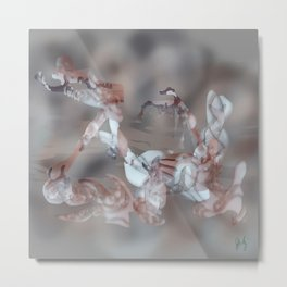 Inner Fathom 3 Metal Print