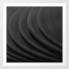 Vinyl I Art Print