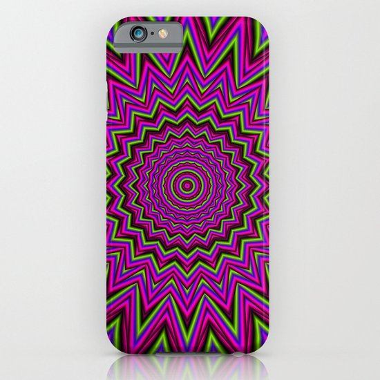 Mandala 2 iPhone & iPod Case