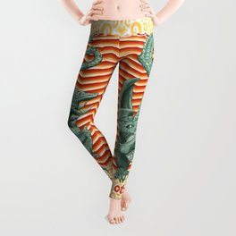 Kaiju Leggings Leggings