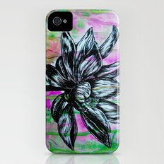 Lotus iPhone (4, 4s) Slim Case