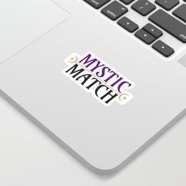 Mystic Match Sticker