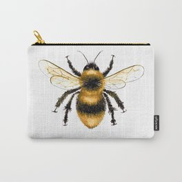 Bumble Bee Carry-All Pouch