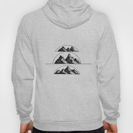 Mountain fresh air Hoody