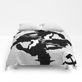 Espionage Comforters