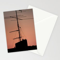 Antenna in its natural habitat Stationery Cards