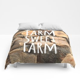 Oh, Sweet Farm Comforters