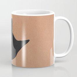 Peeking In Coffee Mug