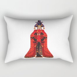 Quan Yin Rectangular Pillow