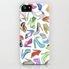 high heel Slim Case iPhone (5, 5s)