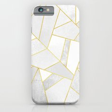White Stone iPhone 6 Slim Case