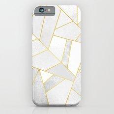 White Stone Slim Case iPhone 6
