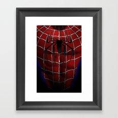 spider man Framed Art Print