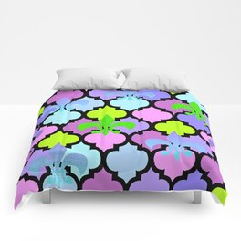 Moroccan and FDL Comforters