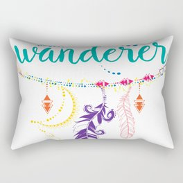 Wanderer Rectangular Pillow