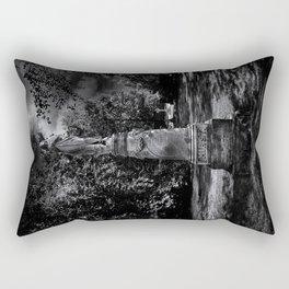 Tombstone Shadow No 2 Rectangular Pillow
