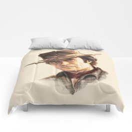 Clint Eastwood tribute Comforters