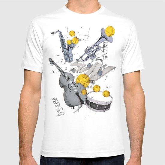 Jazz Jazz Jazz T-shirt