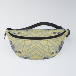 Smoke Tree Blooming Fanny Pack
