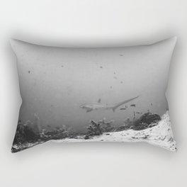 Shy little thresher sharker Rectangular Pillow