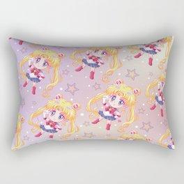 Sailor Moon Crystal Pattern Rectangular Pillow