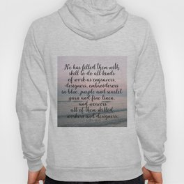 Ode to a designer Hoody