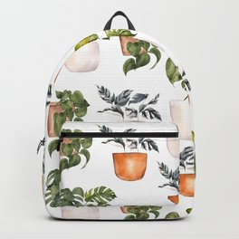 Potted Plants - Greenery  Backpack