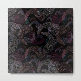 Abstratct Metal Print