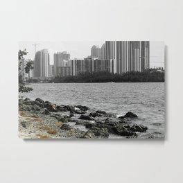 Sunny Isle Beach Metal Print
